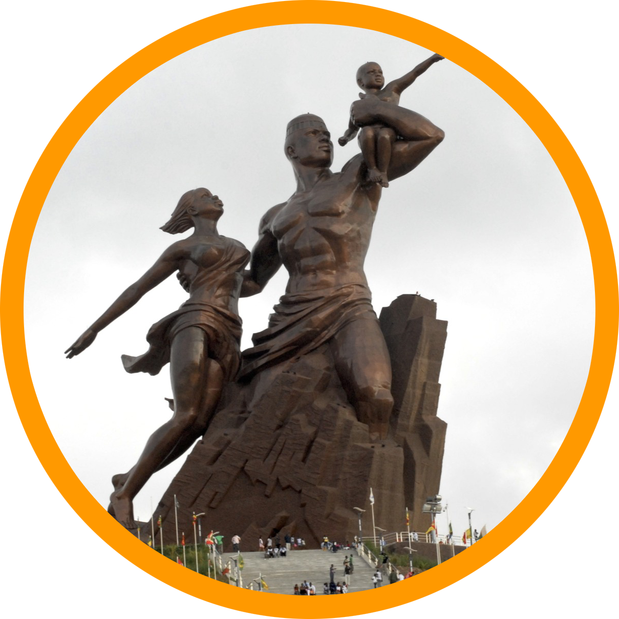 Dakar-Senegal-Monument-of-Independance-1D